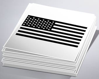 Flag Decal **Free Domestic Shipping**