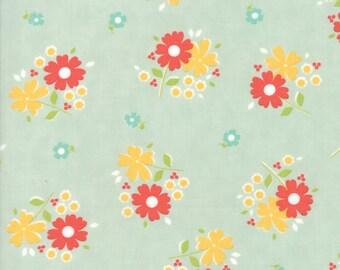Flower Mill - Floret Mist by Corey Yoder for Moda, 1/2 yard, 29031 20