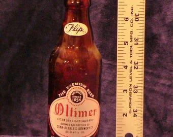 Oltimer Beer Bottle