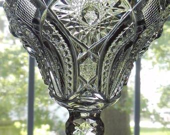 Lovely EAPG Parfait Glass!