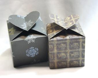 DIY Box Gift Box Paper Box Box Template Printable Gift