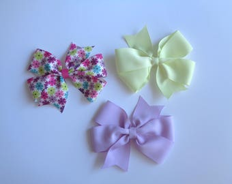 Pinwheel set of 3
