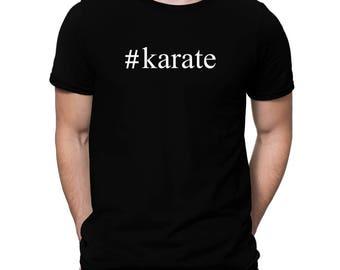Karate Hashtag T-Shirt