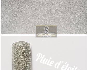 Resin acrylic nails 10gr stars