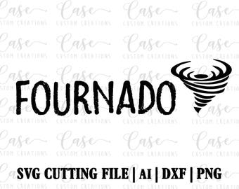 Fournado - Four Years Old Birthday Shirt SVG Cutting File, Ai, Dxf, Png | Instant Download | Cricut and Silhouette | Four Year Old Boy