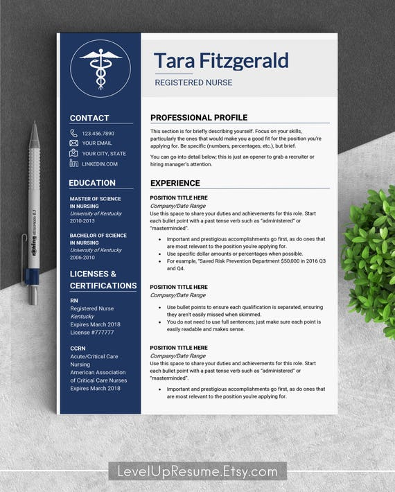 Medical Resume Template Cv Template Medical Cv Doctor Cv