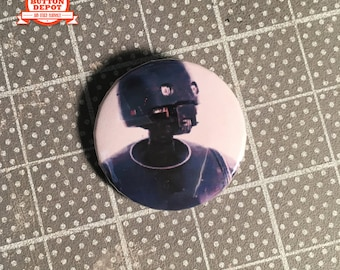 "Love You K-2SO (1"" button)"