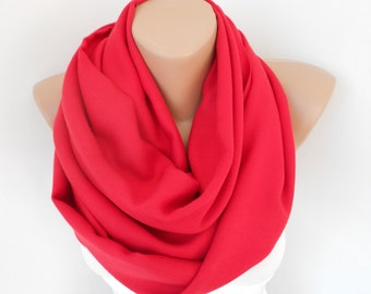 Mothers Day Gift For Her Oversize Pashmina Scarf Red Scarf Shawl Fall Winter Fashion Scarf Red Wedding Scarf Wrap   Fashion Accessories