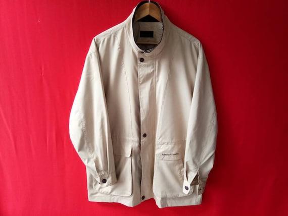 vintage roberta di camerino jacket large mens size ClPe6nxqFc