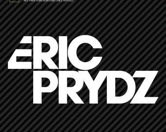Eric Prydz Decal Sticker Pryda Cirez D (2)