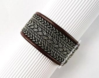 Swedish Viking mens bracelet. Sami bracelet. Scandinavian Nordic mens viking jewelry, bangles