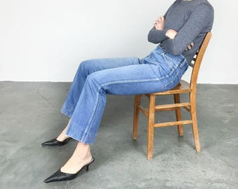 70s Rustler Flare Jeans (M/L)