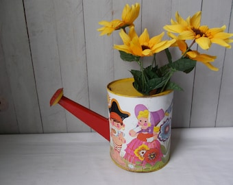 Vintage Chein Childs Watering Can