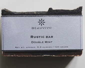Double Mint Natural Soap
