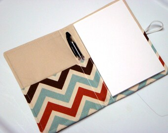 Honey Do List - Grocery List Taker- Comes with Note Pad and Pen - Chevron -Zig Zag Village