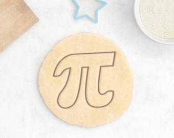 Pi Cookie Cutter - Science Cookie Cutter Math Teacher Gift Science Gift Physics Gift Math Cookie Cutter Infinity Golden Ratio Cookie Cutter