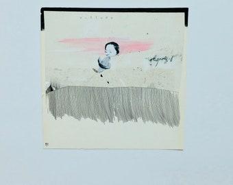 Collage, Collagen, original-Artworks von Rottenman Editionen