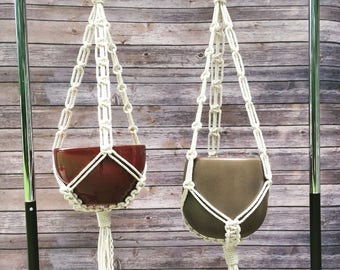 Large Planter Pot Hangers