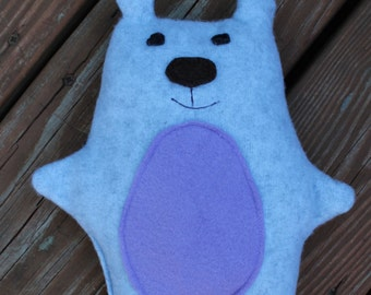 Lavender Scented Teddy Bear By Grainbow