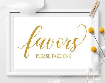 Wedding Sign, Wedding Favors Sign Printable, Please Take One, Wedding Sign, Wedding welcome sign,Wedding Decor, wedding reception sign