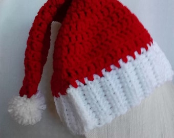 Child's Santa hat