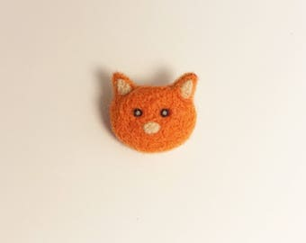 Kitty pin Orange
