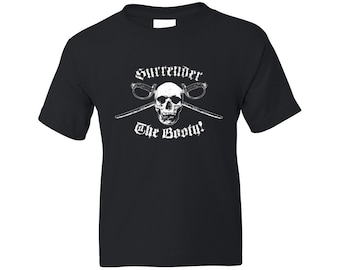 Kids Pirate Shirt - Surrender the Booty