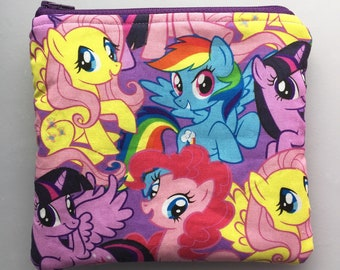My Little Pony - Zippered Pouch