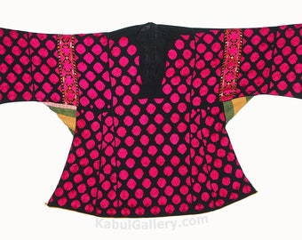 antique Traditional swat-vally Pakistan dress Late 19th or early 20th century no:18/2