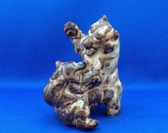 Royal Copenhagen Figurine Bears Knud Kyhn 20240