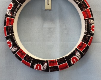 University of Utah Steering Wheel Cover