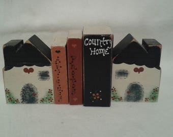 shabby chic country shelf sitter