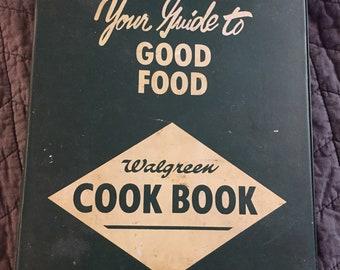 Walgreens Cookbook