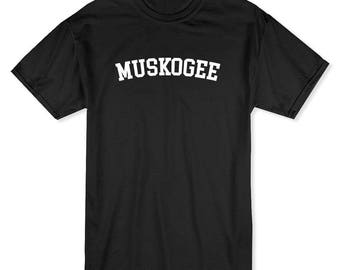 Muskogee City Show The Pride Men'S T-shirt