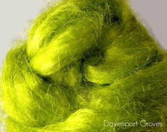 Chartreuse Firestar Hand Dyed .5 oz