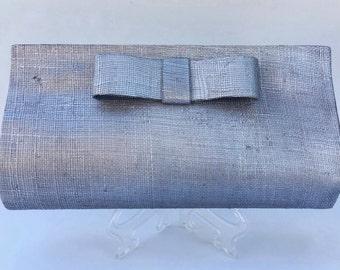 FIESTA silver bag
