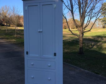 Painted Custom Pantry, Linen , Storage