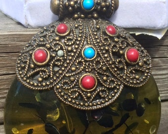 Funky and Chunky Statement Piece Necklace