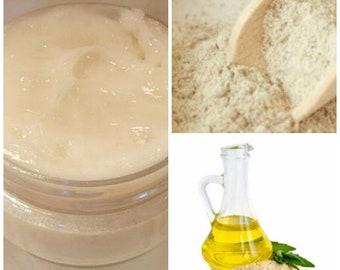 Skin Repair Rice Face Mask - Improves Elasticity, Collagen Rich, Removes Dead Skin Cells, Deep Skin Repair,  Ferulic acid, Astringent,