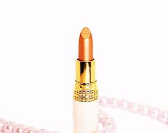 Luxury Vegan Organic Bronze Lipstick