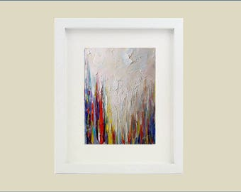 Oil Abstract Painting  Landscape Painting Abstract Painting Oil Painting  Modern Painting Contemporary Painting Palette Knife Painting
