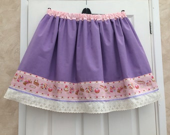 PLUS SIZE Patisserie Lolita Skirt