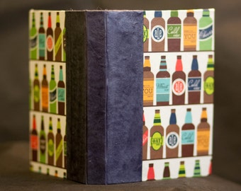 Craft Beer Journal - Purple Book