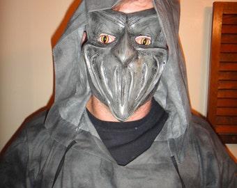 Maniacal mask 1 small