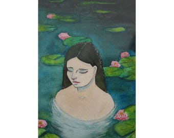 The Pond - Print