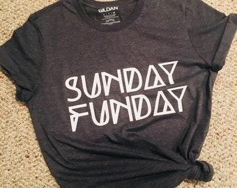 Sunday Funday tshirt