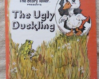 The Ugly Duckling Story Teller Superscope 1973 Free Shipping