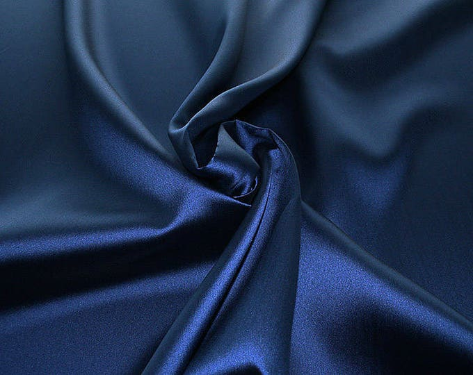 274047-Mikado (Mix)-82% Polyester, 18% silk, width 160 cm, made in Italy, dry cleaning, weight 160 gr