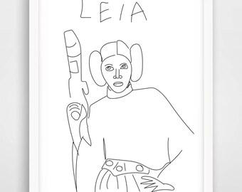 Terrible Leia