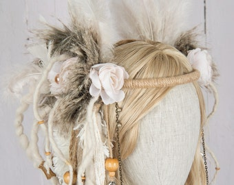 Tribal head dress